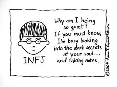 INFJ Extraverted Feeling (Fe) and Making It Work for You - INFJ