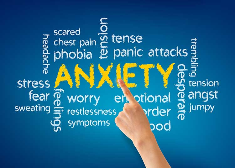 INFJ Anxiety Under Stress and Depression - INFJ Ramblings